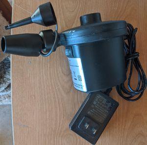 Photo Blow up mattress air pump