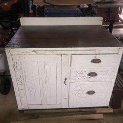 Antique Kitchen Cabinet Thumbnail