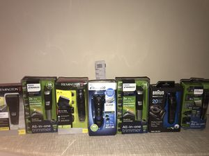 Clippers, trimmers, shavers for Sale in Washington, DC