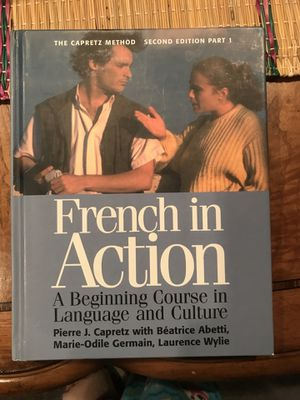 Learning French textbook for Sale in Fairfax, VA