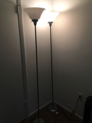 Floor lamps for Sale in Frederick, MD