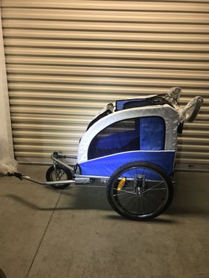 AOSOM Bicycle Dog Trailer for Sale in Clearwater, FL
