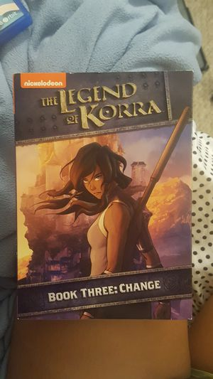 The Legend of Korra, Book Three : Change for Sale in Cary, NC