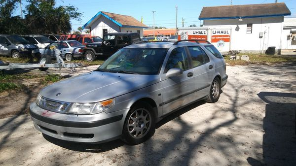 99 Saab 9 5 Turbo Parts Only
