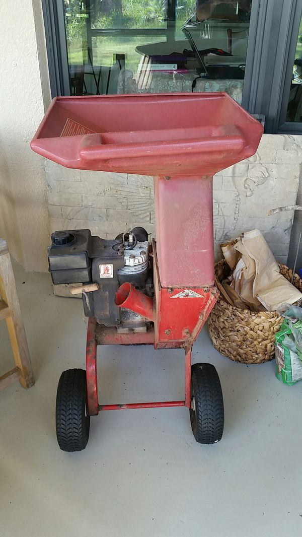 Troy Bilt Junior Tomahawk Chipper Shredder For In