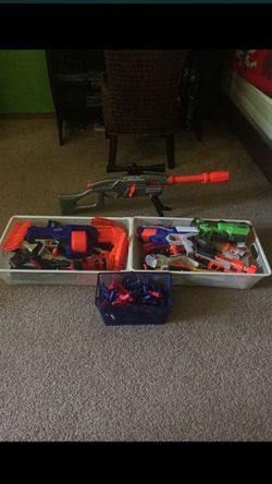 Nerf Guns Thumbnail