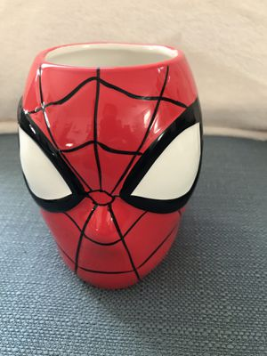 Spiderman & Captain America mugs - 20 fl oz for Sale in Kensington, MD