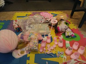 Baby shower its a girl for Sale in Springfield, VA