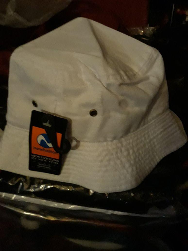 Bucket fishing hats. new
