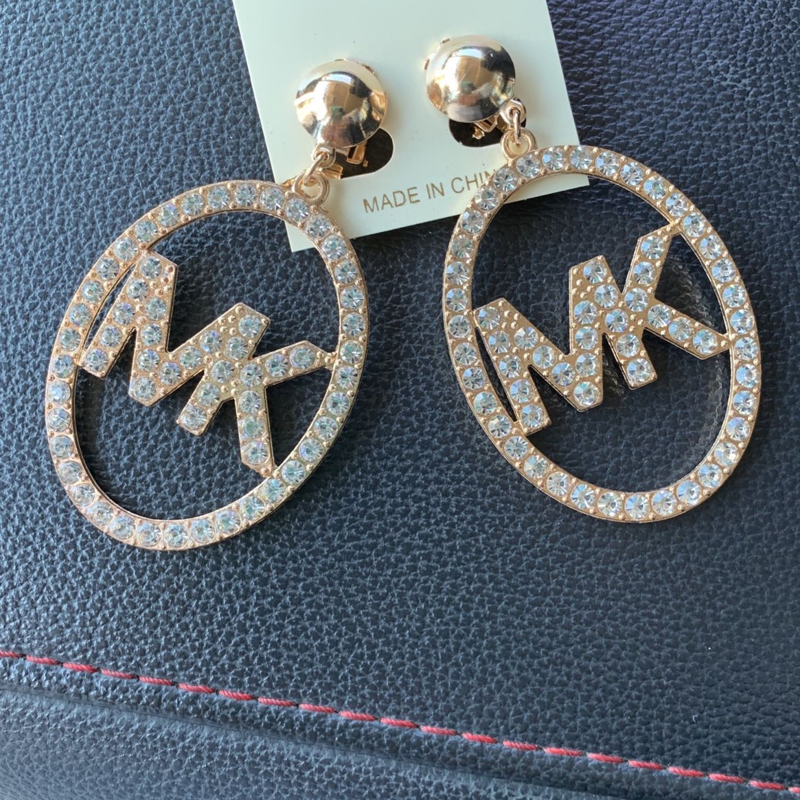 Earrings /gold Color