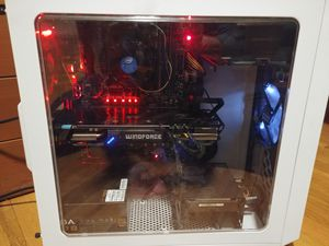 Intel i7-6700 gaming build for Sale in Quincy, MA