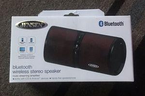 New Bluetooth wireless stereo speaker for Sale in Mesa, AZ