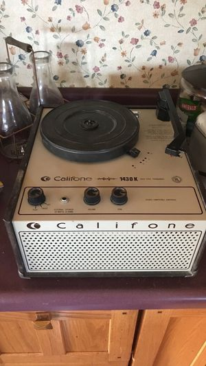 Record player for Sale in Marengo, OH