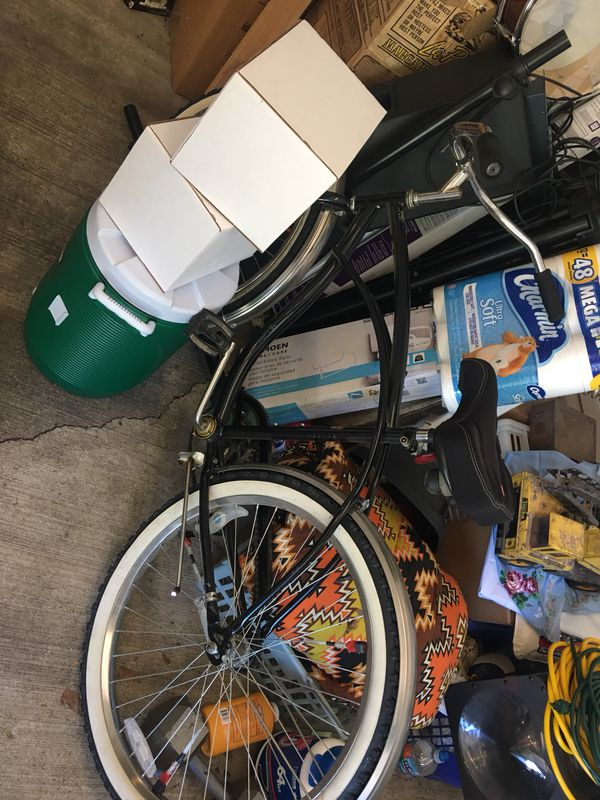Beach Cruiser With Blue Wheel Lights Bicycles In Indianapolis Offerup