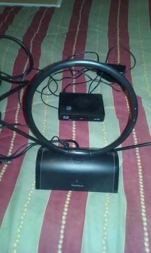 Like new Antenna & converter for Sale in Cleveland, OH