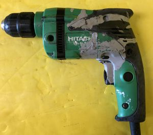 HITACHI D10VH Variable Speed Drill for Sale in Winter Springs, FL