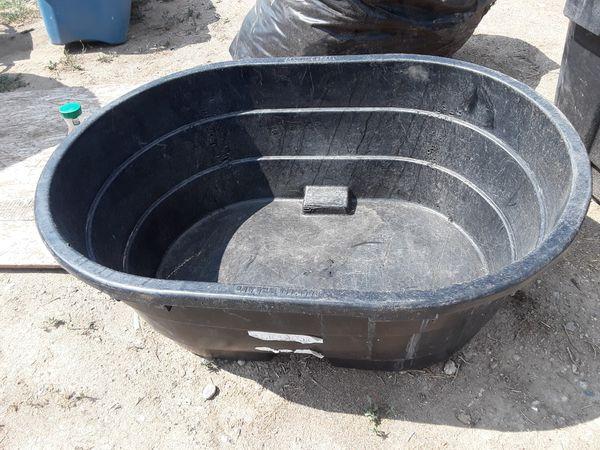 75 Gallon Rubbermaid Structural Foam Stock Tank Farming In Northglenn Co Offerup