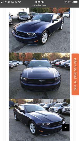 2012 ford mustang v6 for Sale in Falls Church, VA