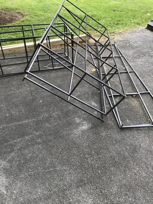 Free plant metal trellis for Sale in Rockville, MD