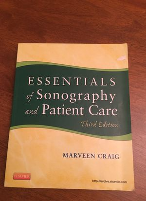 craigs essentials of sonography and patient care