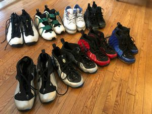 Foamposite, flightposite, Jordan retro. Original, used. Great shape for Sale in Alexandria, VA