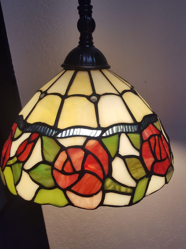 Tiffany style floor lamp household in belfair wa offerup aloadofball Image collections
