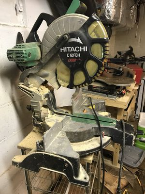 """Hitachi 12"""" saw for Sale in Millersville, MD"""