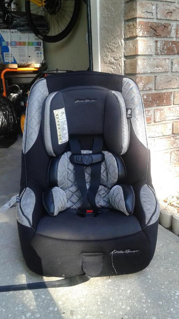 Ed Bauer Xrs65 Convertible Car Seat