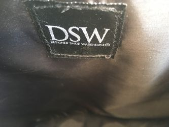 270.-Dsw Slim Backpack Carry Bag Zip Shoe Compartment Thumbnail