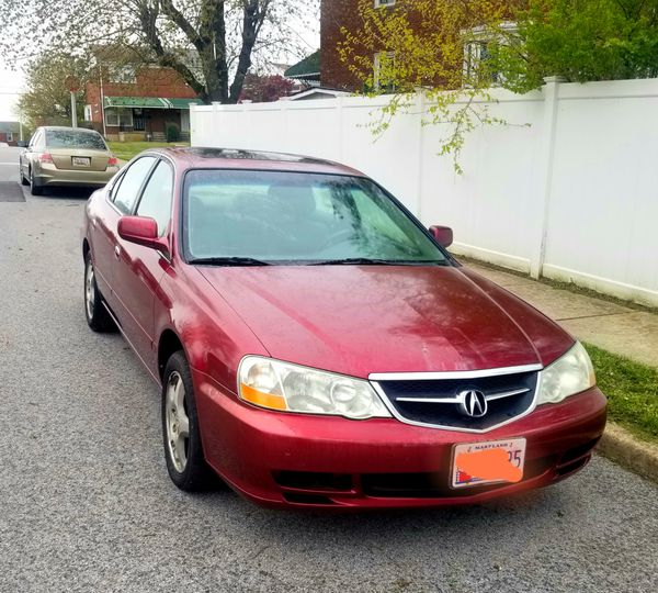 2003 Acura TL 3.2, Fully Loaded For Sale In Baltimore, MD