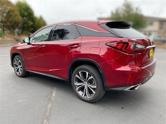 2017 Lexus RX Thumbnail
