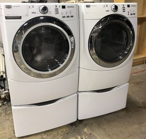 Maytag washer and dryer electric for Sale in Chantilly, VA