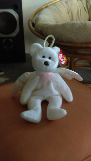 cd7ae003044 Retired Rare Beanie Baby Wise for Sale in Centerville