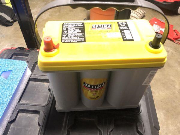 Optima Battery For Prius