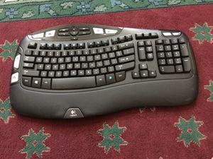Logitech wireless ergonomic keyboard for Sale in Pittsburgh, PA
