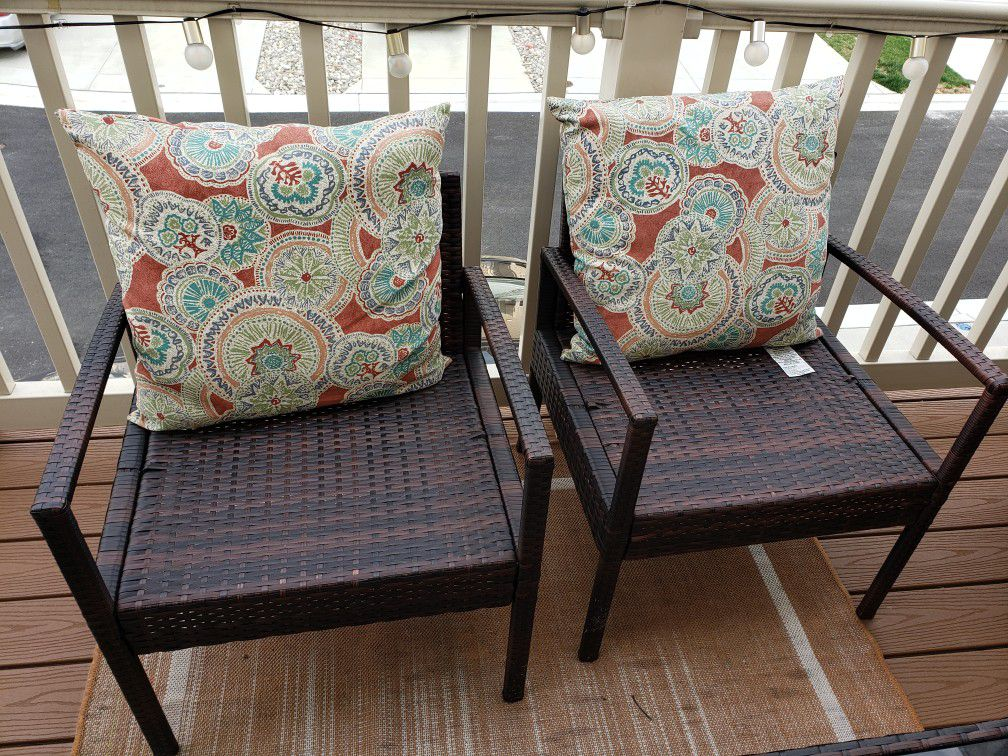 Patio Set For Small Space