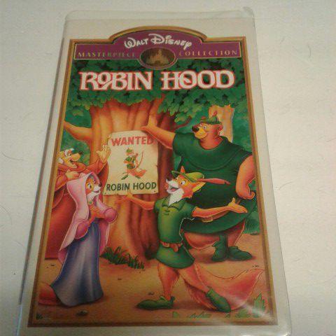 Walt Disney Robin Hood For Sale In Olympia Wa Offerup
