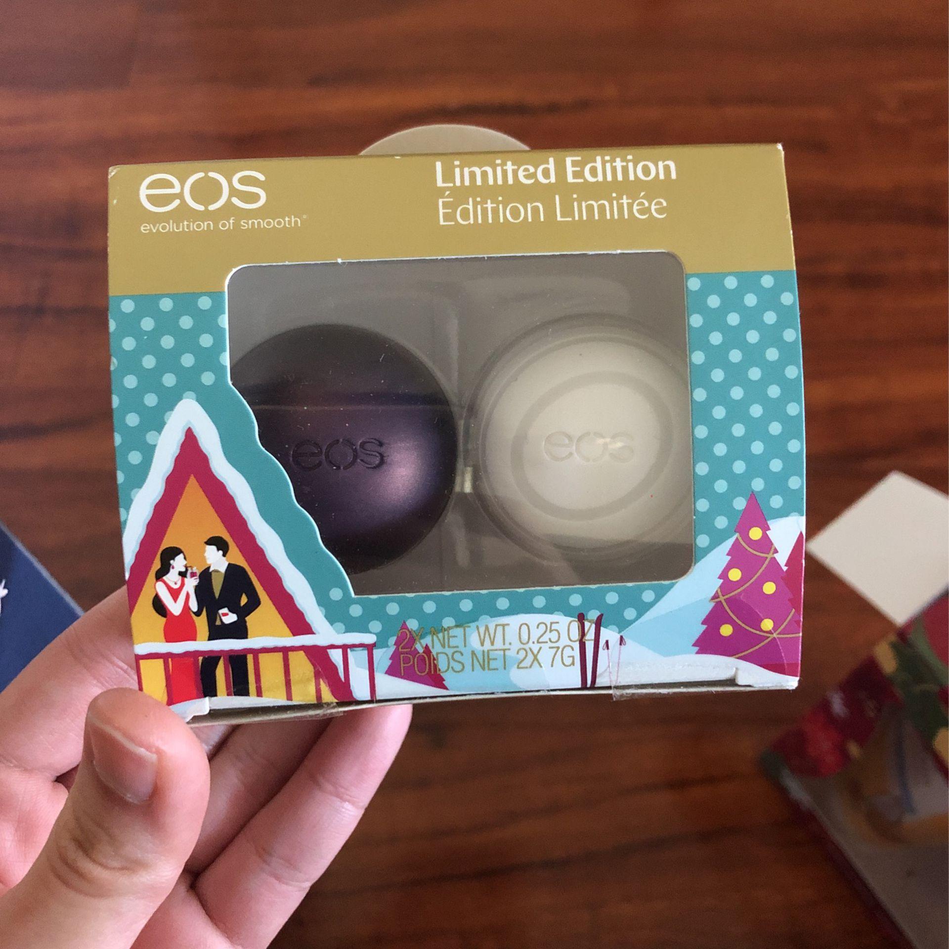 eos lipbalm new