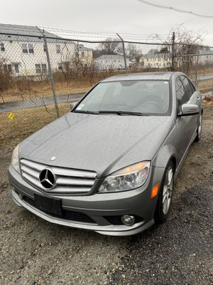 Photo 2010 Mercedes C 300 AWD 94k trades welcome