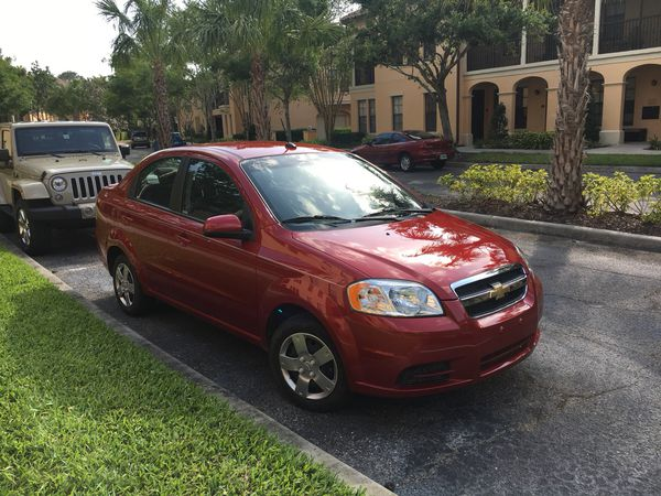 2010 Chevy Aveo Lt For Sale In Saint Cloud Fl Offerup