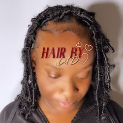 distressed 🦋 locs hair included Thumbnail
