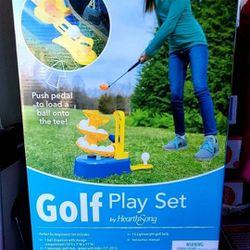 Beginner Golf Play Set Thumbnail