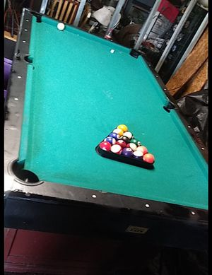 CHEAP MINNESOTA FATS POOL TABLE For Sale In Denton TX OfferUp - Minnesota fats pool table for sale