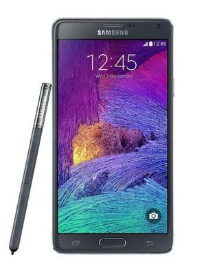 SAMSUNG GALAXY note 4 UNLOCKED originally T MOBILE 32gb gold for Sale in Laurel, MD