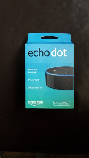 Echo dot Alexa play for Sale in Queens, NY