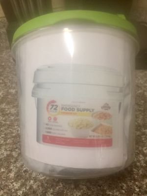 72 hour survival food pack/individually sold too for Sale in Phoenix, AZ
