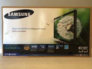 "Samsung 55"" LCD Flat Screen TV for Sale in Seattle, WA"