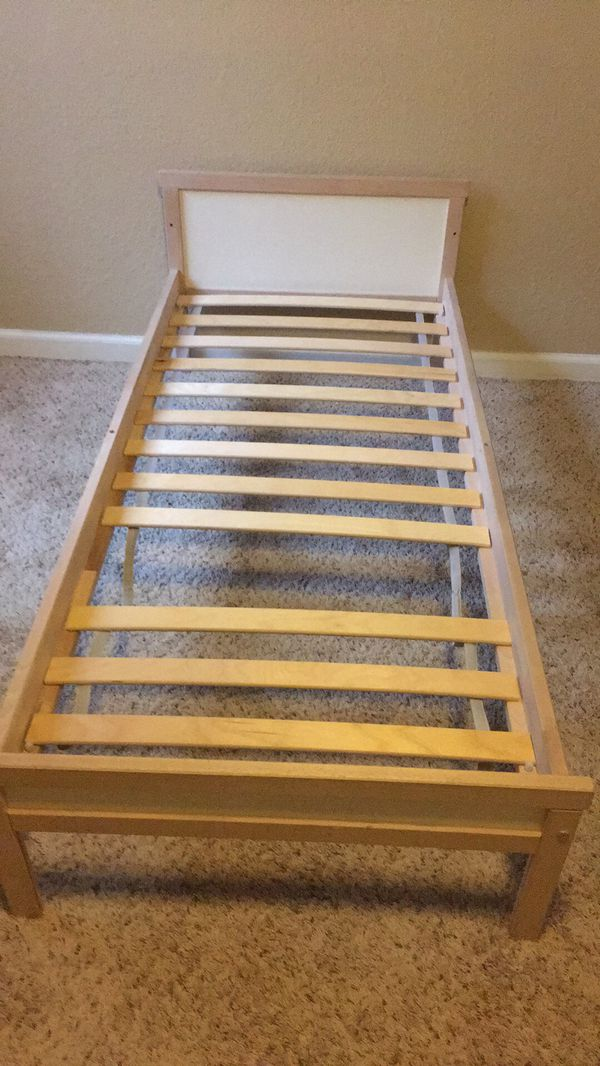 SNIGLAR ikea toddler bed frame for Sale in Temecula, CA ...