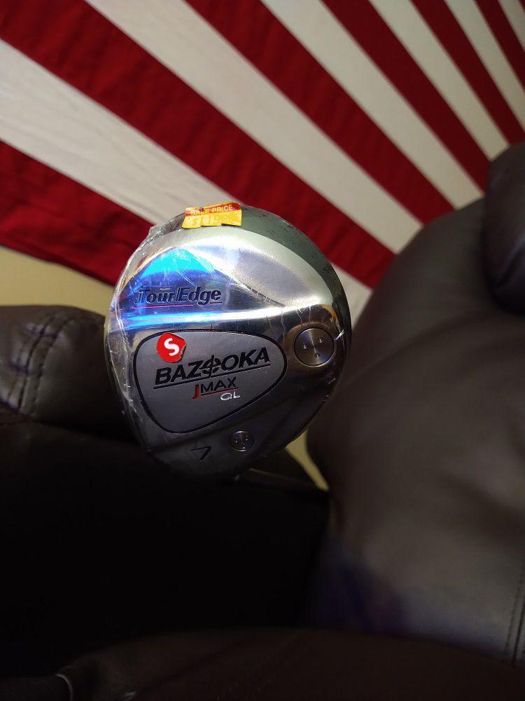 Tour edge #7 65s grafalloy bazooka JMax QL Left-handed