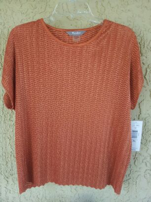 36261f3aeee Dillard s TanJay size PL Petite Large Burnt Orange for Sale in Las Vegas